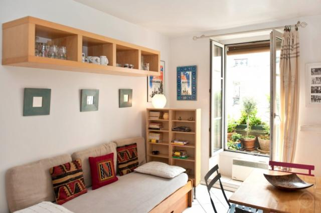 Lepic apartment Paris